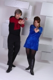 Jay Nelson and Lesa Snider